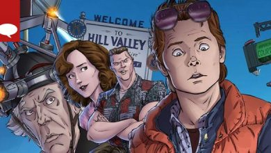 Photo of Preview: Back to the Future #1