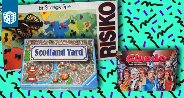 special brettspiele der 80er und 90er risiko scotland yard cluedo shock2. Black Bedroom Furniture Sets. Home Design Ideas