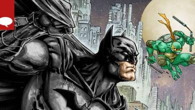 Photo of SDCC 2015: Batman/Teenage Mutant Ninja Turtles Crossover angekündigt