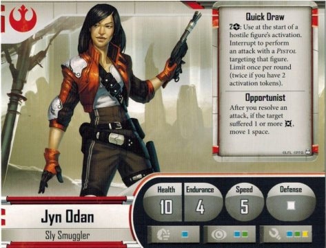 Jyn Odan | Mensch