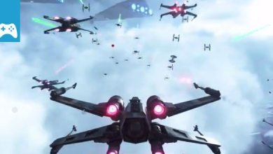 Bild von Game-News: Der Dogfight-Mode von Star Wars: Battlefront im Video
