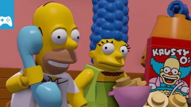 Photo of Video: 20 Minuten Gameplay aus dem Simpsons Level Pack zu LEGO Dimensions