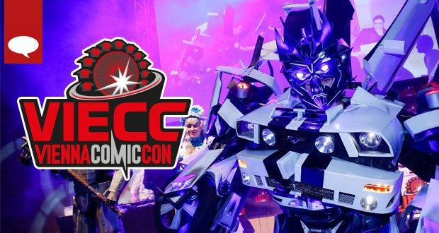 Gewinnspiel: Wir verlosen 2 Tickets für die VIECC Vienna Comic Con ...