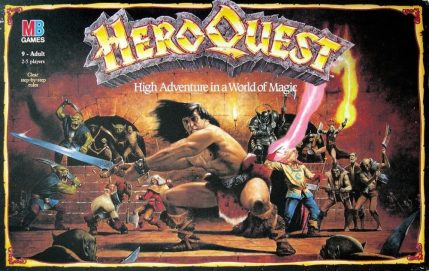 HeroQuest damals