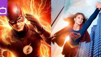 Bild von TV-News: DC bestätigt Crossover zwischen The Flash und Supergirl