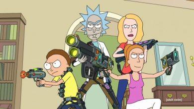 Bild von Rick and Morty: Teaser für die 5. Staffel