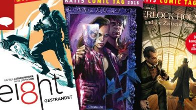 Photo of Gratis Comic Tag 2016 – Die Highlights der SHOCK2-Redaktion