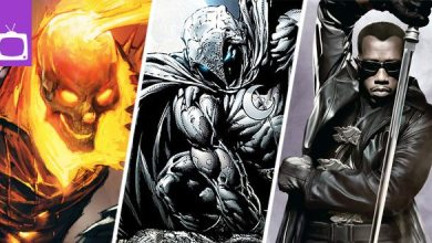 Photo of TV-News: Planen Marvel und Netflix Serien mit Ghost Rider, Moon Knight und Blade?