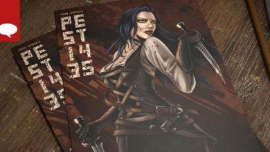 Photo of Comic-News: Pest 1435 – Zombie-Comic im mittelalterlichen Wien auf Kickstarter