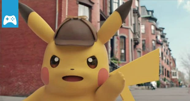 Game: Meisterdetektiv Pikachu - [Nintendo 3DS]