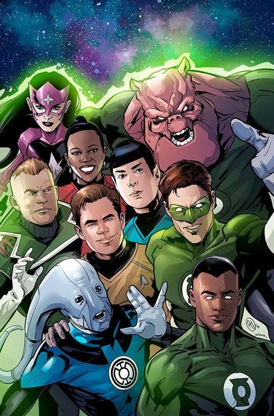 green-lantern-star-trek-crossover