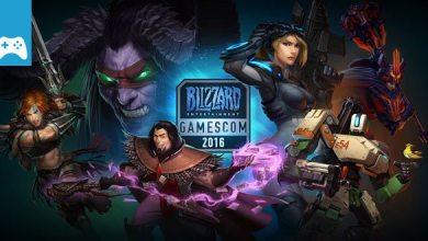 Photo of Livestream ab 18:30 Uhr: Blizzard präsentiert Neuigkeiten von der Gamescom