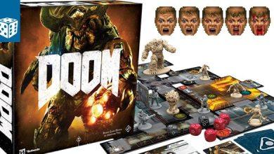 Bild von Brettspiel-News: DOOM auf der GenCon 2016 vorgestellt