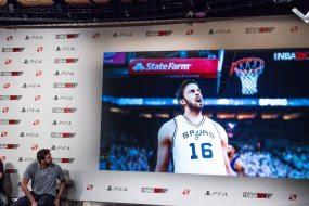 Der NBA-Profi staunt über die Details