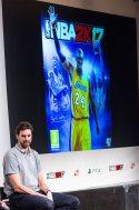 Gasol freut sich über eine Reunion mit Kobe