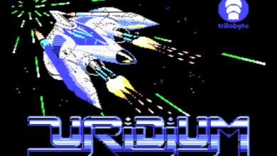Bild von 200 Games, die du gespielt haben musst! (82) – Uridium