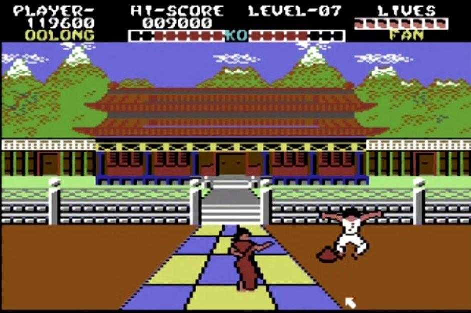 Spiele, die ich vermisse #141: Yie Ar Kung Fu - SHOCK2