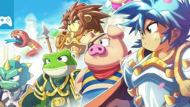 Photo of Game-News: Monster Boy and the Cursed Kingdom – Auf der Gamescom spielbar + Video zu Switch-Version