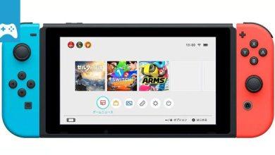 Photo of Nintendo Switch: Was wir über das User-Interface wissen