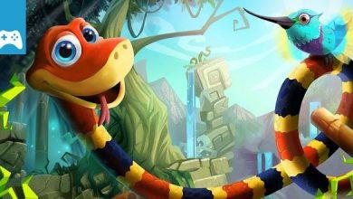 Photo of Game-News: Snake Pass – Wie schlägt sich die Switch im Vergleich zur PS4-Version?