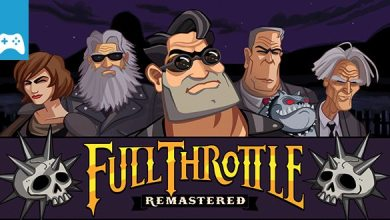 Photo of Review: Full Throttle Remastered