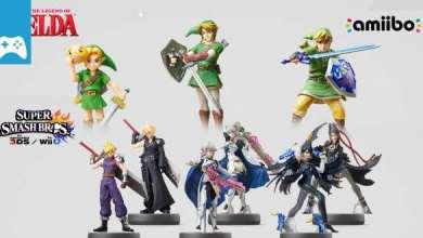 Bild von Nintendo Direct: Neue Super Smash Bros. und Zelda-amiibo angekündigt