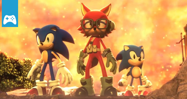 Sonic Forces Review Test