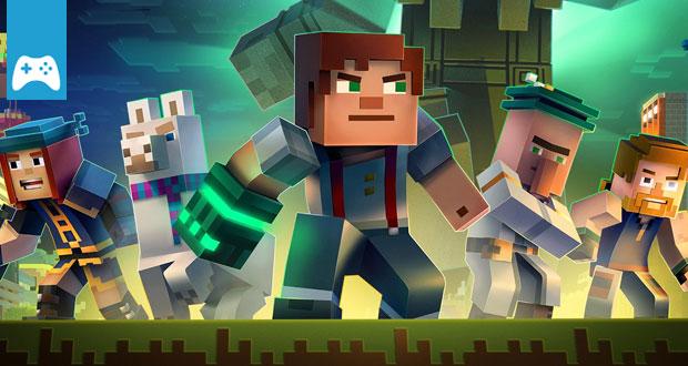 Gamescom Telltale Bestätigt Weitere Spiele Für Nintendo Switch - Minecraft spiele fur nintendo