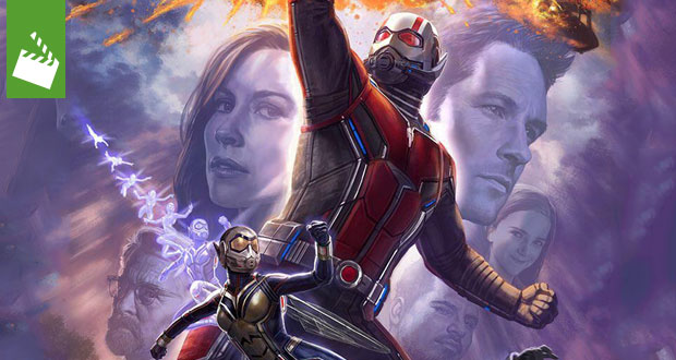 Kino: Ant-Man and the Wasp