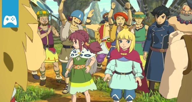 Game: Ni No Kuni 2: Schicksal eines Königreichs - [PlayStation 4]