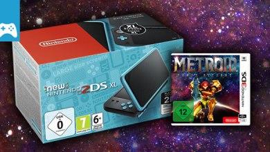 Photo of Letzte Chance: Wir verlosen einen New Nintendo 2DS XL inklusive Metroid: Samus Returns