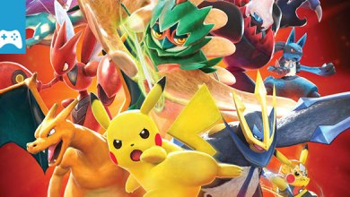 Photo of Review: Pokémon Tekken DX