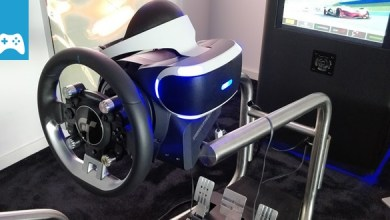 Photo of Preview: Gran Turismo Sport (VR Drive)