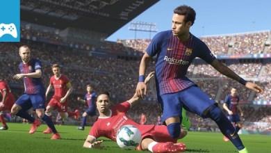 Pro Evolution Soccer 2018 PES 2018 Konami Review Test