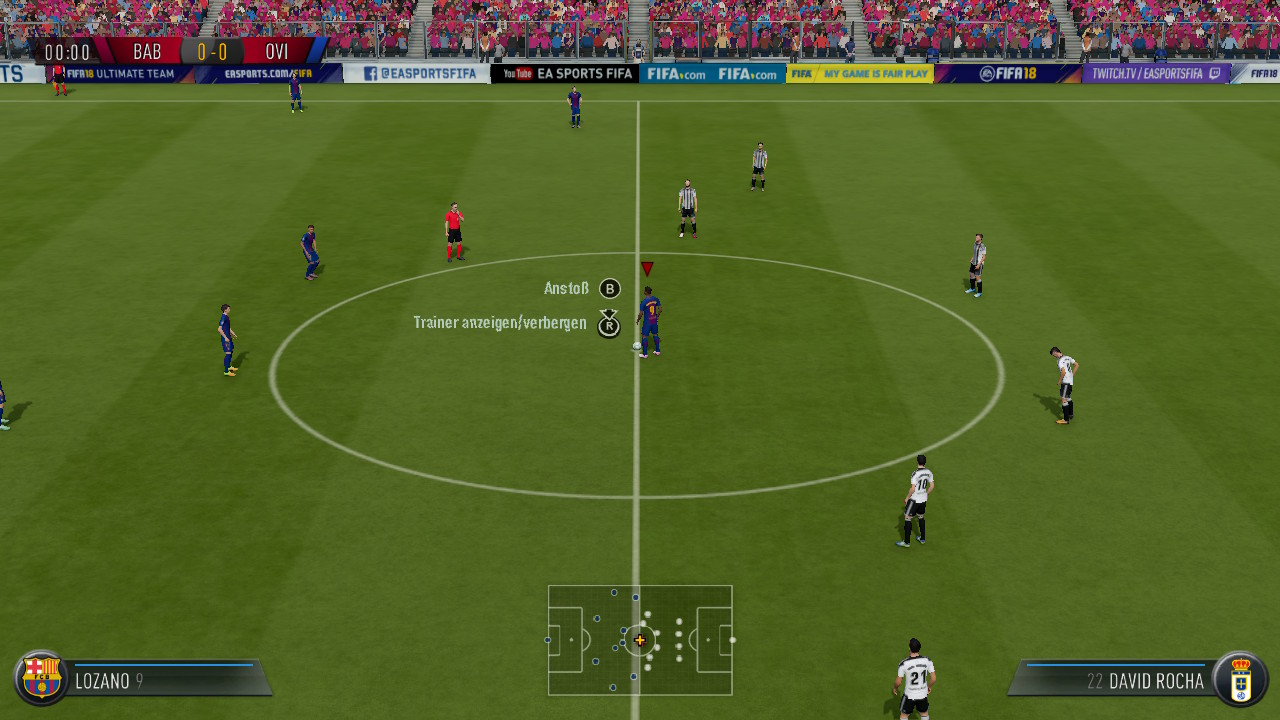 Nintendo Switch Fifa 18 Review Auf Shock2 Test
