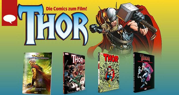 Thor: Tag der Entscheidung - Panini bringt die passenden Comics zum ...