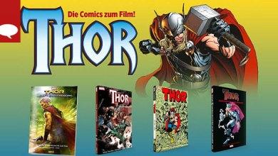 Photo of Thor: Tag der Entscheidung – Panini bringt die passenden Comics zum Marvel-Film