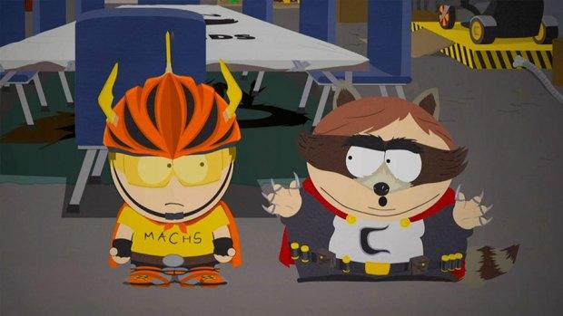 Game: South Park: Die rektakuläre Zerreißprobe