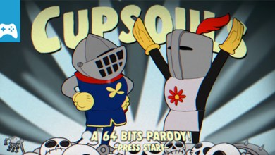 Photo of Game-News: Cup Souls – Sehenswerte Parodie zeigt Dark Souls im Cuphead-Look
