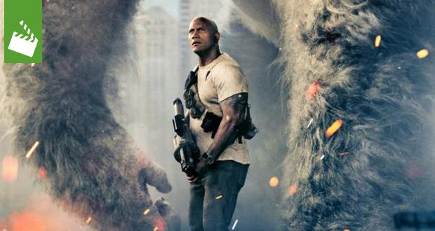 Kino: Rampage - Big meets Bigger