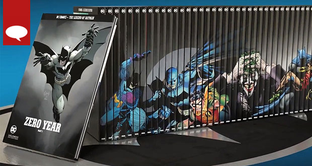 Batman Graphic Novel Collection DC Comics Die Legende von Batman