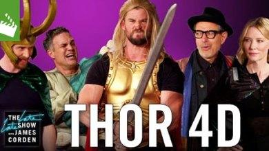 """Photo of Video: Thor: Ragnarok als schlechte """"4D""""-Theateraufführung mit den Originaldarstellern"""