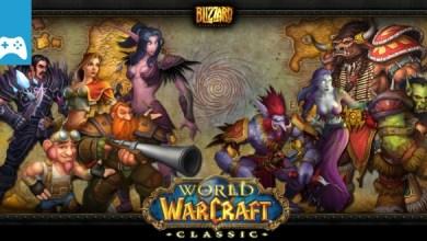 Photo of BlizzCon 2017: World of Warcraft Classic – Details zur Wiederbelebung des Ursprungs-WoWs
