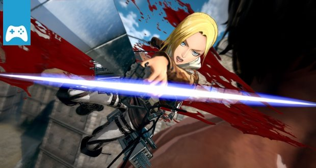 Game: AoT 2 (based on Attack on Titan) [Playstation 4/Xbox One/Switch]