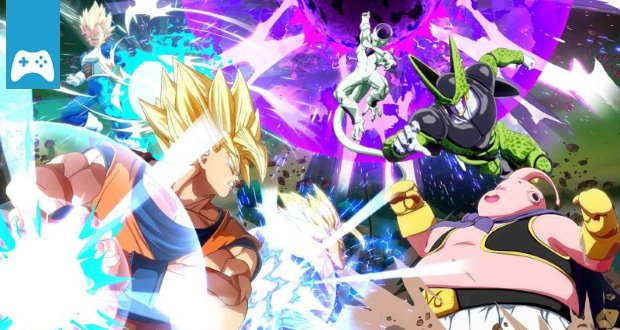 Game: Dragon Ball FighterZ - [Xbox One/PlayStation 4]