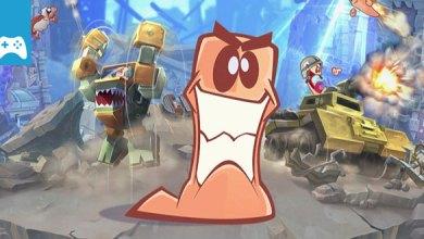 Bild von Review: Worms W.M.D (Nintendo Switch)