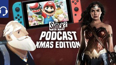 "Photo of Jetzt ""fast live!"" SHOCK2 Podcast – Xmas/Silvester XXL-Special 2017 (Teil 3 von 3)"