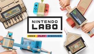 Alle Details zu Nintendo Labo