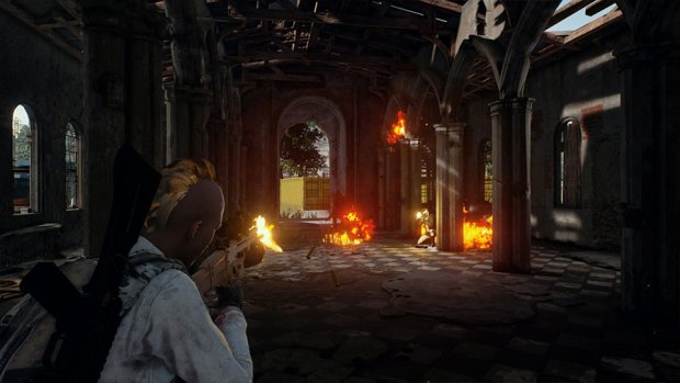 Playerunknown's Battlegrounds Xbox One Review Test