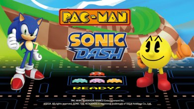 Photo of Pac-Man und Sonic Mobile-Crossover-Event